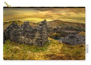 Ruins Of Snowdonia Panorama Carry-all Pouch