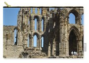 Ruins Of Whitby Abbey Carry-all Pouch