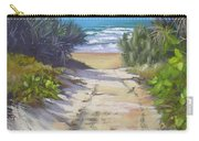 Rules Beach Queensland Australia Carry-all Pouch