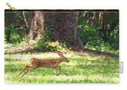 Run Bambi Run Carry-all Pouch
