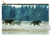 Run With The Wind Carry-all Pouch