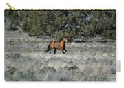 Running Bachelor Stallion Carry-all Pouch