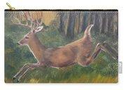 Running Buck Carry-all Pouch
