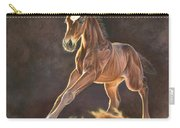 Running Foal Carry-all Pouch