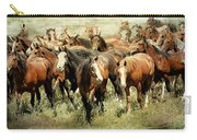 Running Free Horses IIi Carry-all Pouch