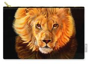 Running Lion Carry-all Pouch