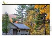 Rural Colorful Autumn Landscape 3 Carry-all Pouch