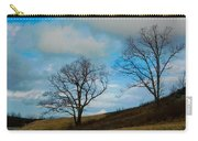 Rural Landscape - Skyline Drive Carry-all Pouch