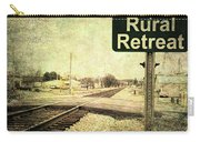 Rural Retreat Carry-all Pouch