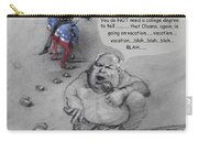 Rush Limbaugh After Obama  Carry-all Pouch by Ylli Haruni