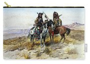 Russell Charles Marion On The Prowl Carry-all Pouch
