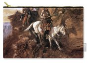 Russell: Danger Ahead Carry-all Pouch