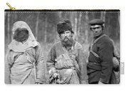 Russia: Convicts, C1885 Carry-all Pouch