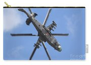 Russian Air Force Ka-52 Helicopter Carry-all Pouch