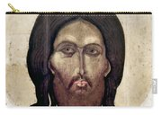 Russian Icon: The Savior Carry-all Pouch
