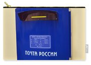 Russian Mailbox Carry-all Pouch