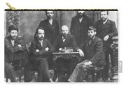 Russian Marxists, 1897 Carry-all Pouch