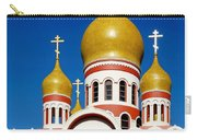 Russian Orthodox Carry-all Pouch