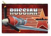 Russian War Bird Carry-all Pouch