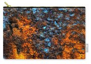 Rust Abstract 3 Carry-all Pouch