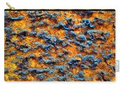 Rust Abstract 6 Carry-all Pouch