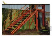 Rust And Mold Carry-all Pouch