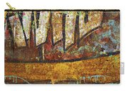 Rust Colors Carry-all Pouch by Carlos Caetano