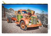 Rusted Classics - The International Carry-all Pouch