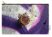 Rusted Nut Carry-all Pouch