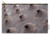 Rusted Pattern Carry-all Pouch