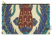 Rusten Pasha Tulip Tile Carry-all Pouch