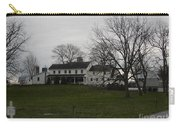 Rustic Amish Farmstead Carry-all Pouch