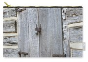 Rustic Cabin Window Carry-all Pouch