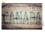 Rustic Canada Carry-all Pouch