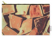 Rustic Choc Block Carry-all Pouch