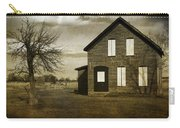 Rustic County Farm House Carry-all Pouch