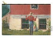 Rustic Courtship Carry-all Pouch