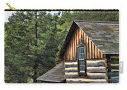 Rustic Farmhouse At Old World Wisconsin Carry-all Pouch