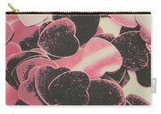 Rustic Heart Decadence Carry-all Pouch