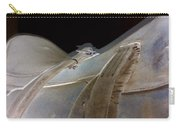 Rustic Horse Saddle Carry-all Pouch