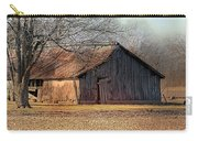 Rustic Midwest Barn Carry-all Pouch