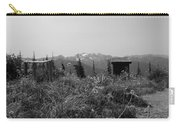 Rustic Montana View Carry-all Pouch
