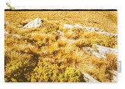 Rustic Mountain Terrain Carry-all Pouch