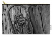 Rustic Old Horn Carry-all Pouch