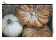 Rustic Pumpkins Carry-all Pouch