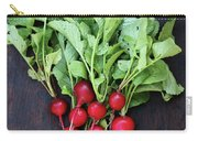 Rustic Radish Carry-all Pouch