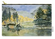 Rustic Reflections Carry-all Pouch