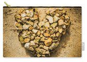 Rustic Rock Romance Carry-all Pouch