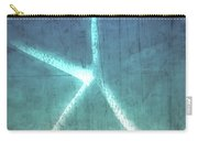 Rustic Starfish Carry-all Pouch