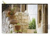 Rustic Steps In Crete Carry-all Pouch
